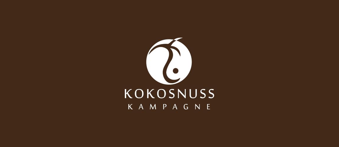Bild - Logo Kokosnuss Kampagne